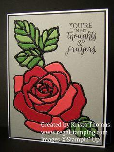 Splitcoaststampers FOOGallery - Rose Garden Thinlit Puzzle