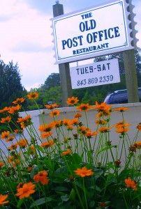 The Old Post Office Restaurant (Edisto Island, SC)