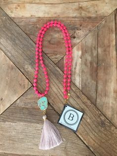 Betsy Pittard Designs - The Beth Necklace