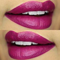 nyx aria matte lipstick