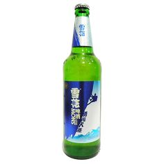 The World's Top 10 Selling Beers - Bloomberg Business / Number 1 - Snow (China)