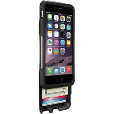 OtterBox Commuter Wallet, Schutzhülle für das iPhone 6, black - http://www.xn--handyhllen-shop-4vb.de/produkt/otterbox-commuter-wallet-schutzhuelle-fuer-das-iphone-6-black/