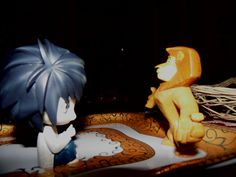 "That ""Hug me, babe"" pose XD #nendroid #L #LLawliet #DeathNote #Madagascar #Alex #Anime #Nickelodeon #ToyGraphy #Photography (Cr:me)"