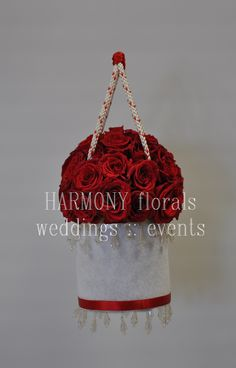 with crystal trim Ring Bearer, Flower Girls, Red Roses, Wedding Events, Crystals, Jewelry, Handbags, Flowers, Jewels