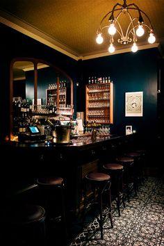 Joséphine Caves Parisiennes 25 rue Moret, 75011 Paris #cocktails