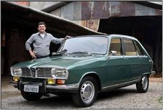 Image result for renault 16 TS