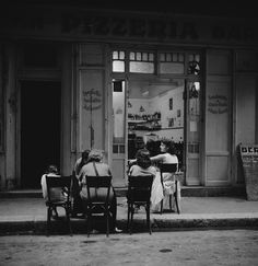 Marseille 1956. Photo Nico Jesse