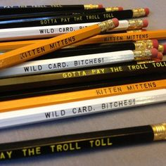 Fancy - Always Sunny Pencil Set