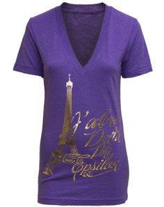 J'adore Delta Phi Epsilon. Something else d phi e I need!! DPhiE and French?? It doesn't get much better!