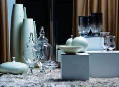 Kler Accessories ceramika i szkło: wazony, misy, bomboniery