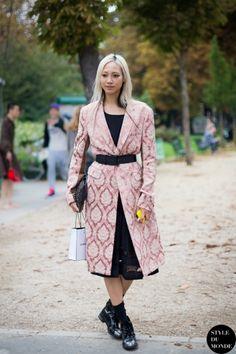 STYLE DU MONDE / Paris FW SS2014: Soo Joo Park  // #Fashion, #FashionBlog, #FashionBlogger, #Ootd, #OutfitOfTheDay, #StreetStyle, #Style