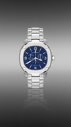 The Britain BBY1104 47mm Chronograph   Burberry