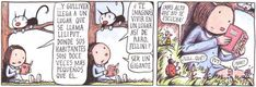 HISTORIETAS DE LINIERS Alter Ego, Peanuts Comics, Reading, Words, Funny, Blog, Grande, Spanish, Writer