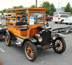 1923 Ford Model T express truck