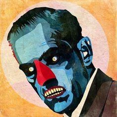 The Graphic Designer Alvaro Tapia's Colorful and Grotesque Artwork
