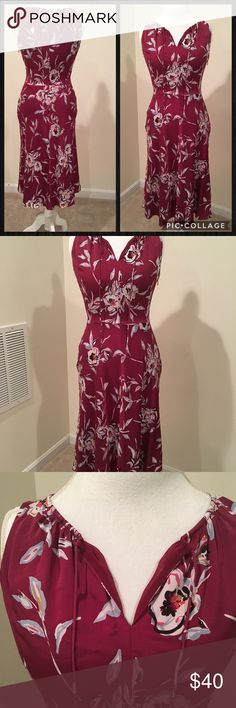 Elegant dress. Super elegant dress size 6. Fully lined. Dresses Midi