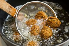 Deep Fried and Good for You.  Also includes tips on how to properly fry foods. From NYT.