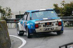 Flickriver: Photoset '6° Rally Storico Campagnolo - 17-04-2010' by pietroz DSC_9959 - Fiat 131 Abarth - 4-2000 - Paganoni Emanuele-Dell'Acqua Marco - Rally Club Sandro Munari