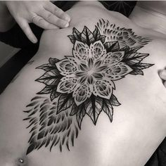 Dot Work Tattoo by Noksi