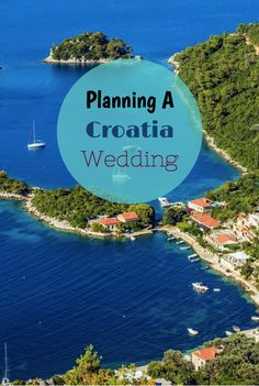 Take a look at why Croatia is the a fantastic option for a destination wedding.