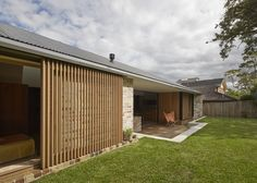 Andrew Burges Architects | Skylight House NSW