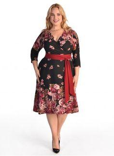 Ippolita Dress in Red