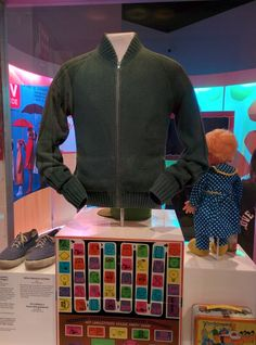 Sweater and Shoes owned by Mr. Chicago History Museum, Fred Rogers, Men Sweater, Sweaters, Shoes, Fashion, Moda, Zapatos, Shoes Outlet