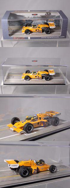 Formula 1 Cars 180270: Spark 1 43 Mclaren M16c #2 Indy 500 Winner -> BUY IT NOW ONLY: $55 on eBay!