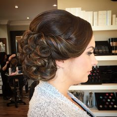 Updo by Brittany