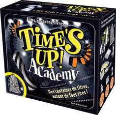 Time's Up Academy (Temporairement Indisponible)