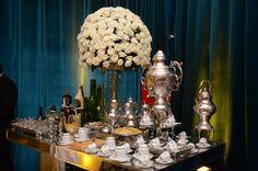 #Wedding / Mesa de Café e Petit four / Buffet  Dulcila Festas (Manaus)