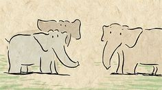 TIL elephants bury their dead can do math use tools and see humans like humans see puppies (the same part of their brain lights up when we see puppies; thats why many elephants stroke humans with their trunk)