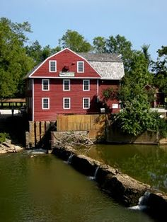 War Eagle Mill. Located between Rogers and Eureka Springs, Arkansas