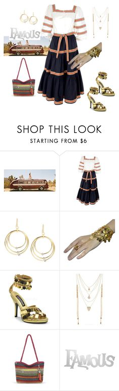 """""""gyspy"""" by skatiemae ❤ liked on Polyvore featuring Spell & the Gypsy Collective, Funtasma, Steve Madden, The Sak and PBteen"""