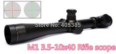 72.66$  Watch here - http://ali3tz.shopchina.info/go.php?t=32257101512 - Scope M1 3.5-10x40 R&G Illuminated Rifle Scope Optical Rifle Scope, scopes for hunting  #SHOPPING