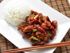 Poulet Général Tao (la vraie recette authentique comme au restaurant) General Tso, Serious Eats, Stir Fry Recipes, Cooking Recipes, Ww Recipes, Popular Recipes, Delicious Recipes, Recipies, Poulet General Tao