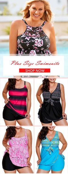Cute plus size swimsuits for women at Rosewe.com, free shipping worldwide, check them out.