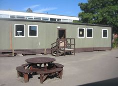 "And you definitely had a number of appalling ""temporary"" classrooms that should have been demolished years ago. 