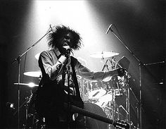 The Cure, 1984.