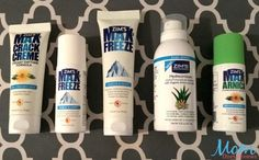 Win An All-Natural Assortment From Zim's! {Skin-Care and More}