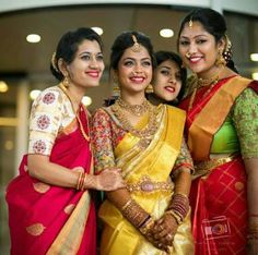 Ideas for embroidery blouse designs red White Blouse Designs, Kerala Saree Blouse Designs, Indie, Wedding Dress Patterns, Trendy Sarees, Indian Bridal Fashion, South Indian Bride, Embroidery Fashion, Saree Wedding