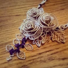 Rachel Norris inspired necklace