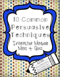 persuasive techniques used by squealer Free essay reviews there are numerous other occasions in the book when either napoleon himself or his spokesperson squealer would use one of these techniques to either persuade the large number of animals or and then again when squealer gave his persuasive speech to the animals.