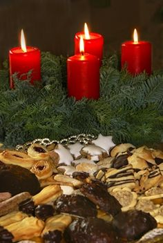 Guide to christmas food & drink in Germany plus traditions and information.