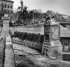 Murcia, San Francisco, Spain, Sidewalk, Antique, History, Architecture, Old Bridges, 18th Century