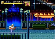 Streets of Rage 2 (USA) ROM < Genesis ROMs | Emuparadise