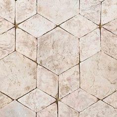 Handmade Italian Terracotta Tiles | Now available at @beauxworks www.beauxworks.com