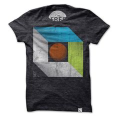 Bauhaus Tee / by .free clothing company