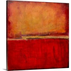 Great Big Canvas Under The Tuscan Sun by Erin Ashley Painting Print on Canvas