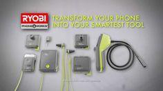 Introducing RYOBI Phone Works